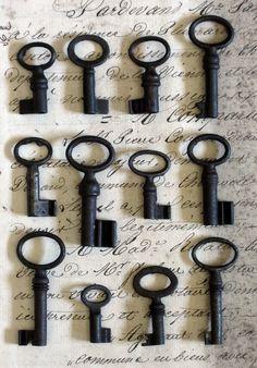 old black keys.