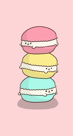 Kawaiiful ♡ keepin' it cute food wallpaper, cute wallpaper for phone, kawaii wallpaper