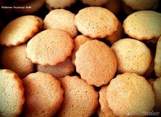 Jogurtowe ciasteczka imbirowe (bez jajek)