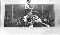 Hardball squash.