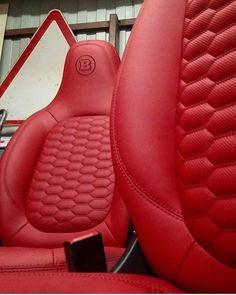 1 Par Preto Vermelho Costura Couro Recline Racing Seats Fit Toyota um
