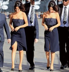 Arriving at jimmy kimmel  10/15/14