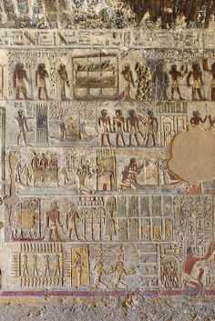 El Kab tumba de Paheri