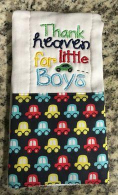 33 New Ideas Baby Boy Accessories Burp Cloths Baby Embroidery, Embroidery Designs, Machine Embroidery, Custom Embroidery, Embroidery Thread, Baby Burp Cloths, Baby Bibs, Cloth Diapers, Baby Boy Accessories