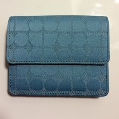 Kate Spade wallet Wallet with key ring, coin purse, and slots. Like new. kate spade Bags Wallets