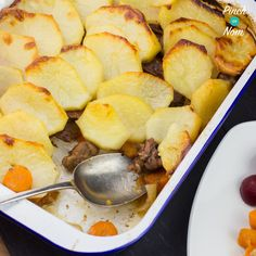 Sometimes the simplest of meals are the best. ThisSyn Free Lancashire Hotpot is one of those meals. Hotpot is a favourite of ours, especially now that the cold dark evenings are drawing in. It's a perfect comfort food, especially with a pile ofpickled beetroot, pickled red cabbage or pickled mixed veg (or all 3 if…