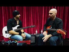 Guitar Lesson from Joe Satriani. - Mamamusicians