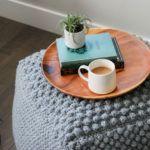 The Sampler Pouf – Free Crochet Bean Bag Pattern Part 1