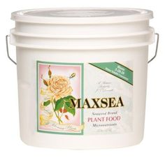 MaxSea Bloom Plant Food 20 Pounds 32020 Water Soluble Seaweed Fertilizer 20lb >>> Want additional info? Click on the image.
