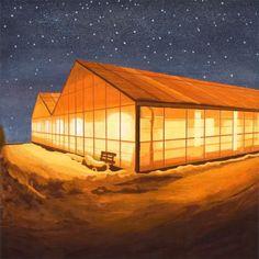 Hans Vandekerckhove, The Light Within, 2007