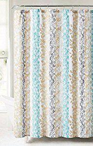 Ankari Shower Curtain | Curtain ring, Unique curtains and Curtain ...
