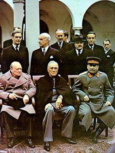 02- La deuxième guerre mondiale et l'alliance impérialisme/stalinisme contre le prolétariat - Matière et Révolution