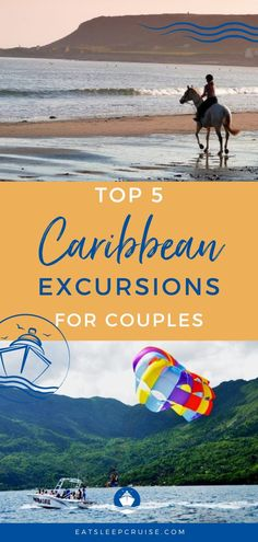 Are you dreaming of a romantic getaway? A Caribbean cruise vacation is a great option. No matter the cruise line (Royal Caribbean, Carnival, etc.), you will find romance on the ship, but there are also great excursions for couples. Check out this post for the best Caribbean shore excursions and activities for couples. We share ideas and tips for make the most of your time together! #RomanticGetaway #CouplesVacation #CruiseVacation #CaribbeanVacation #Excursions