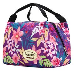 2015 new fashion lancheira lunch bags cooler insulated lunch bag for kids  women men insulation thermal d1f22bafb