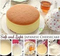nice Japanese Cheesecake Is The Comfort Food We All Need Right Now