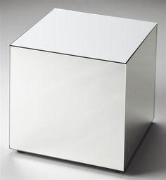 Mirrored Bunching Cube $189