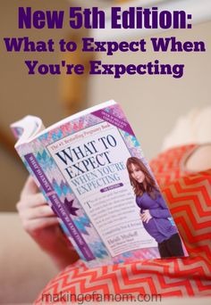 New 5th Edition: What to Expect When You're Expecting from @Workmanpub #WhatToExpect #ad #CG