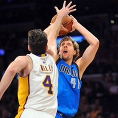 Dirk: 'Back where I wanted to be'