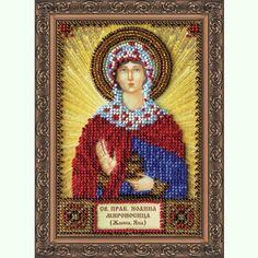Святая Иоанна (Жанна, Яна) (мини)