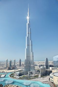 What is the Tallest Building in the WORLD????????