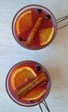 Mulled Juices - Non-Alcoholic Mulled Wine - Healthy, Tasty & Easy Recipes on a Budget - Gourmet Mum