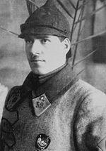Жуков, Георгий Константинович — Командир 39-го Бузулукского кавалерийского полка Г. К. Жуков. 1923 год.