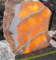 Honeycomb Calcite Stone