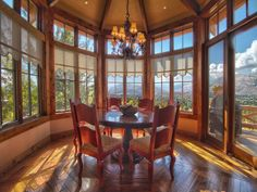 Rustic Dining Room - Found on Zillow Digs