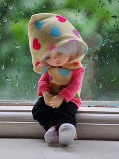 Download Cute Doll Mobile Wallpaper | Mobile Toones