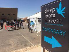 Southern Utahns flock to Mesquite, Nevada, as state opens recreational marijuana sales - Salt Lake Tribune