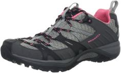 Merrell Shoes Women Merrell Siren Sport 2 Hiking Shoe - Women's                                 Leather/Textile                    Vibram sole                    Strobel construction offers flexibility and comfort                    Synthetic leather and mesh upper                    Bellows tongue keeps debris out                    Abrasion resistant heel bumper                    Breathable mesh lining treated with Aegis® antimicrobial solution resists odor