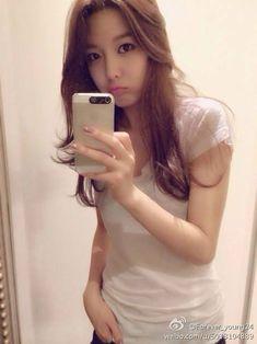 SNSD Sooyoung February Weibo selca