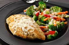 California Chicken and Vegetables Recipe - Kraft Recipes