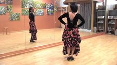 Part of the series: Latin Dance. Tuck in your core, bend your knees and get ready to learn the basics of Flamenco, a folkloric dance fr.