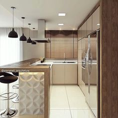 Interior Home Design Trends For 2020 - New ideas Home Decor Kitchen, Interior Design Kitchen, Modern Interior, Kitchen Ideas, Custom Kitchens, Home Kitchens, Perry Homes, Modern Country Style, Functional Kitchen