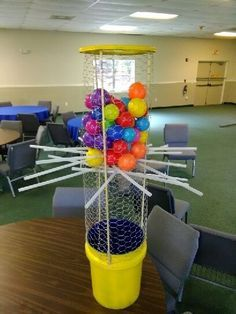 Fun game for a fun factory- but kids might hit each other with the sticks? Vbs Crafts, Crafts For Kids, Gadgets And Gizmos Vbs, Lab Games, Maker Fun Factory Vbs, Vbs Themes, Classroom Themes, Outside Games, Holiday Club