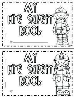 FIRE SAFETY {ACTIVITIES, CRAFTIVITIES, AND MORE!} - TeachersPayTeachers.com                                                                                                                                                                                 More