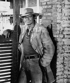 Charles Bronson in Once Upon in the West