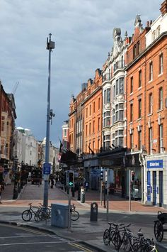 Destino: Dublín, Irlanda