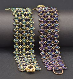 NEDbeads: Triple Twist Tutorial Is Here!