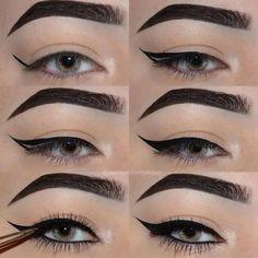 Stunning Eyeshadow Tutorial For Beginners Step By Step Ideas - : Stunning Eyeshadow Tutorial For Beginners Step By Step Ideas - Makeup Inspo, Beauty Makeup, Eye Makeup, Makeup Brush, Eyeliner Techniques, Eyeshadow Tutorial For Beginners, Makeup Pictorial, Neutral Makeup, How To Do Makeup