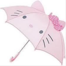 Hello Kitty Pink Umbrella too cute! Casual Cosplay, Sentimental Circus, Hello Kitty Imagenes, Wonderful Day, Hello Kitty Items, Hello Kitty Collection, Umbrellas Parasols, Under My Umbrella, Cat Umbrella
