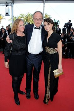 "Tommy family... Anne Hardy & Edward ""Chips"" Hardy & Charlotte Riley / Cannes 2012 / TH0056C (TH0088B)"