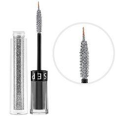 SEPHORA COLLECTION Glitter Eyeliner and Mascara Sassy Silver