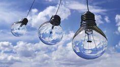 Glühbirnen und Halogenlampen