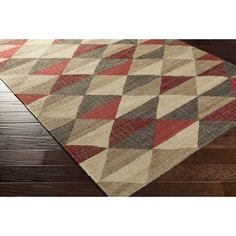 Found it at Wayfair - Briceno Hand-Woven Area Rug