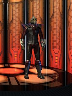 This is my Star Trek Online character from the Klingon Empire ^^ I give you Captain Drexys For those who can't tell, he's a Gorn Taken as a screenshot from STO, therefore copyright is to them.