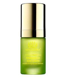 Tata Harper Restorative Eye Cream | As a beauty editor, I get sent a lot of free…