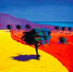 Paul Powis'Towards the Coast'