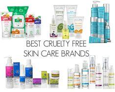 Best Cruelty Free Skin Care Brands!   Beauty4Free2U